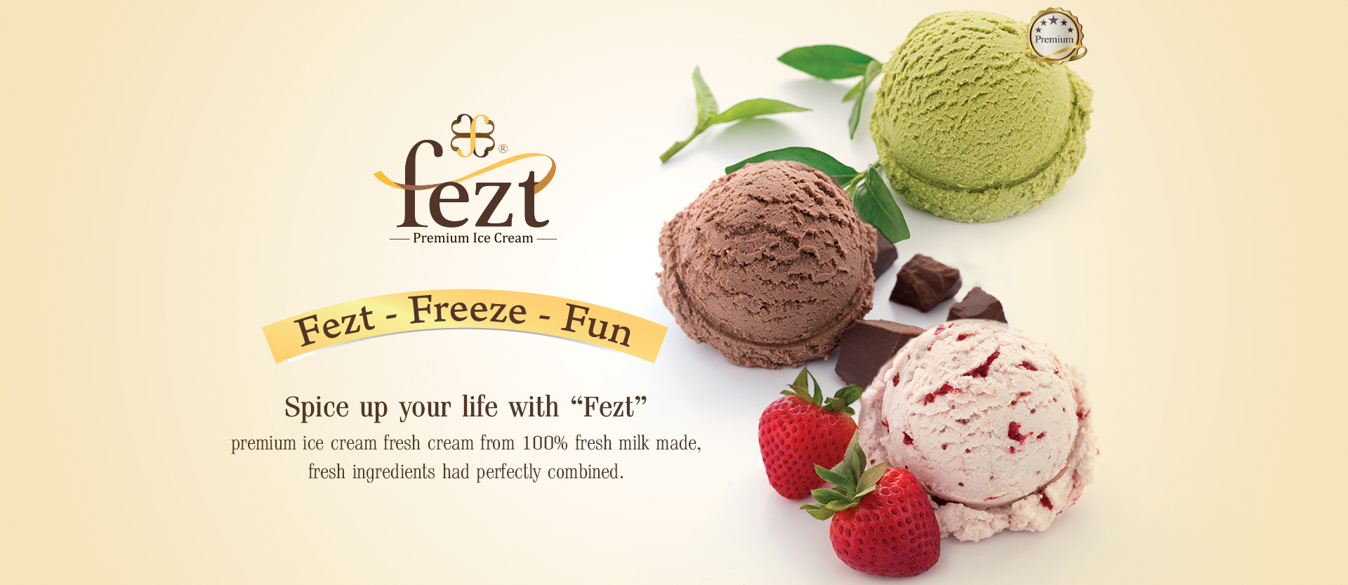 Fezt Freeze Fun Spice up your life with Fezt